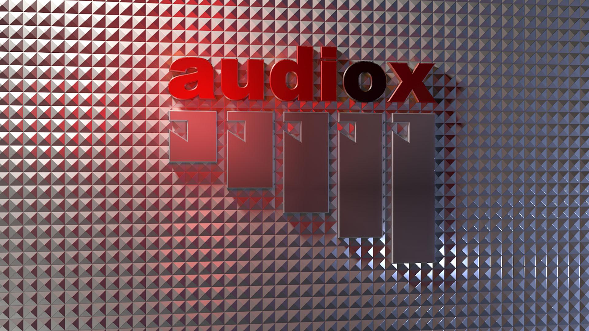 audiox logo image