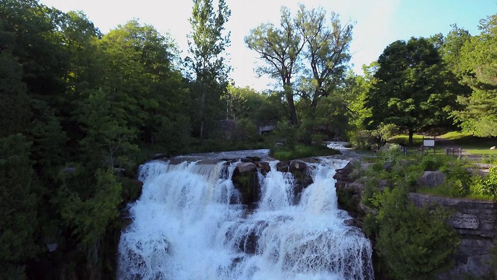 Chittenago Falls