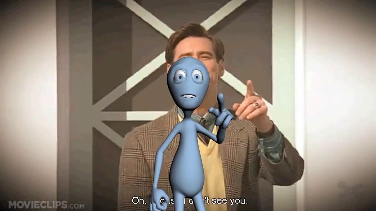 Truman Show Video Clip