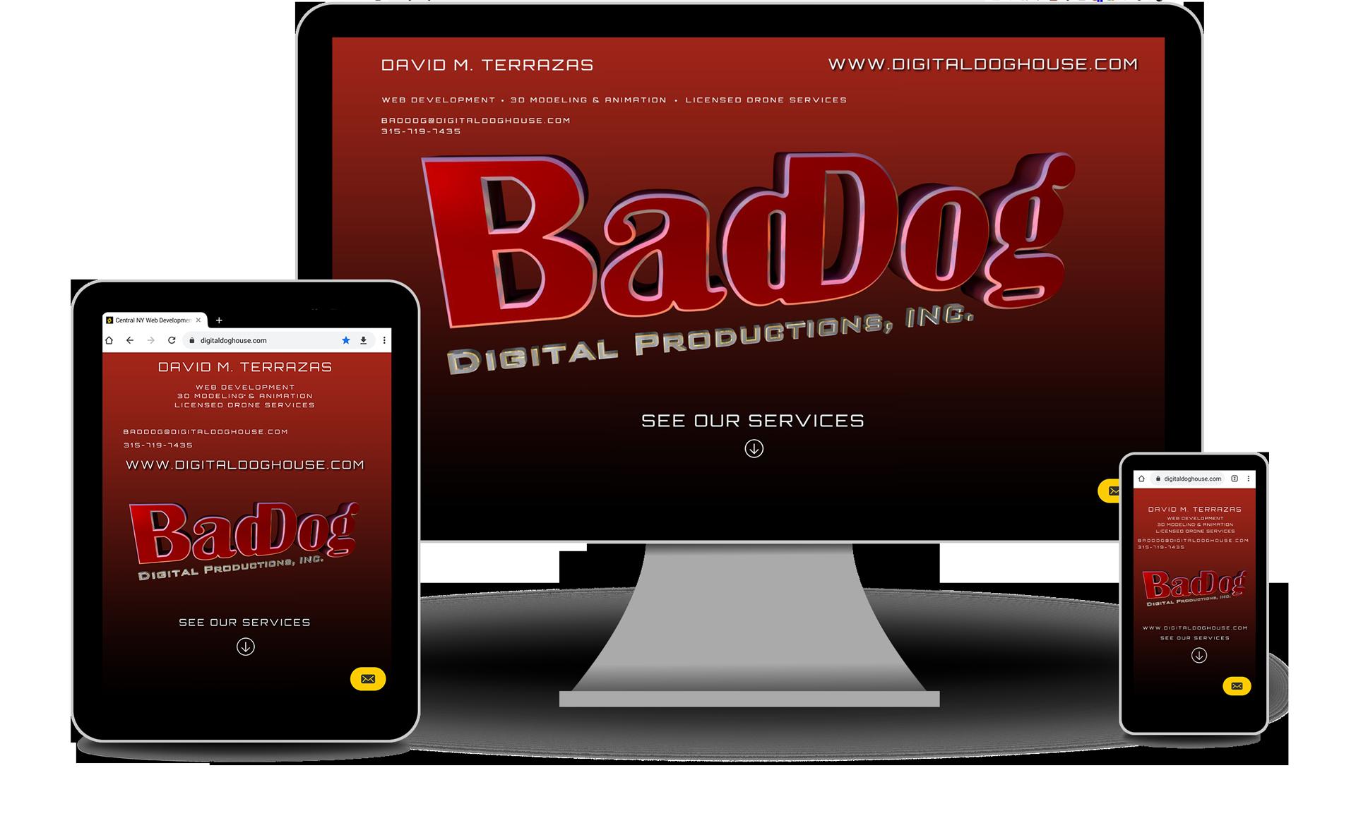 BadDog Digital Productions, Inc.